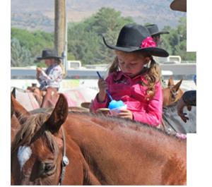 Stockhorse-girl